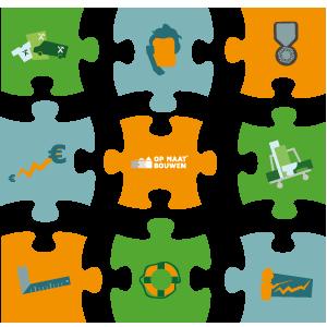 icoon puzzelstukjes 6 | Op Maat Bouwen