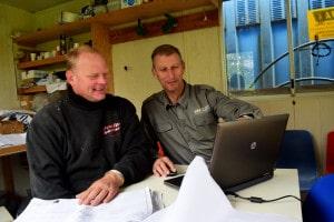 Bedrijfsadvies aan een ondernemer aangesloten bij Hét Kenniscentrum Op Maat Bouwen
